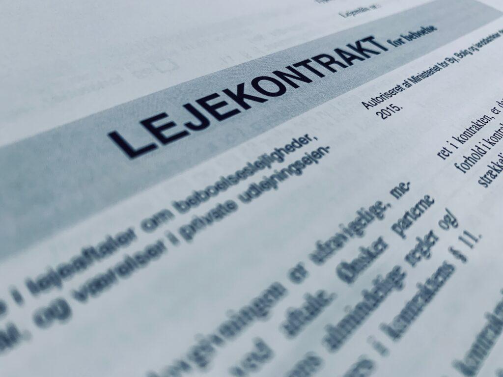Ny boligaftale vedtaget i Folketinget 30. januar 2020!